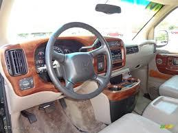 2002 Chevrolet Express 1500 Passenger Conversion Van Neutral ...