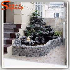 Attractive Indoor Waterfall Fountain Home Waterfall Fountains Decorative  Glass Indoor Fountain And