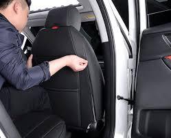 honda civic fc 2016 seat cover leather