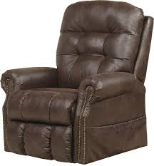 catnapper furniture ramsey power lift lay flat recliner w heat massage in sable clearance code univ20 for 20 off