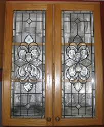 add bevelled glass to your home bevelled and antique clear glass cabinet doors