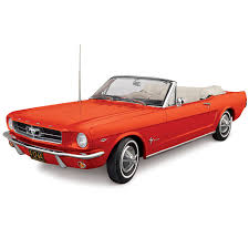 1964 1 2 ford mustang convertible front