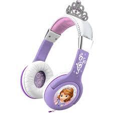 Sofia The First Bedroom Accessories Disney Sofia The First Princess Headphones Walmartcom