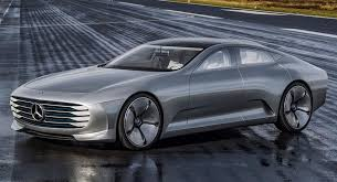 Daimler Speeds Up Mercedes Electric Car Agenda
