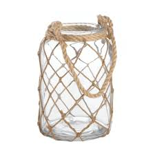 Small Picture Large Fisherman Net Candle Lantern Wholesale at Koehler Home Decor
