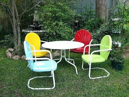 vintage iron patio furniture. Vintage Metal Patio Furniture Lawn Chairs Best Ideas On Outdoor Toronto Vintage Iron Patio Furniture N