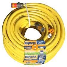 image is loading hozelock ultimate anti kink knitted lightweight yellow garden
