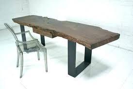 rustic modern desk 12 best reclaimed wood tables images on