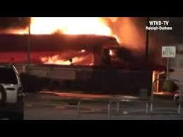 pizza hut building fire.  Fire Fayetteville Pizza Hut Fire Throughout Building