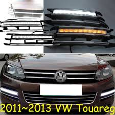 2013 Touareg Fog Light Replacement Led 2011 2013 Touareg Day Light Touareg Fog Light Touareg