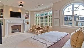 Amazing Master Bedroom With Fireplace Hooked On Houses