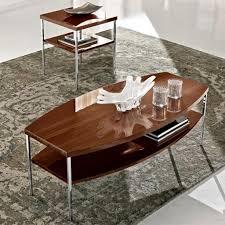 Italian Coffee Table Caligula Italian Walnut High Gloss Coffee Table Cam Roma 135tav