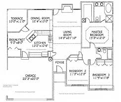 Modern Floor Plan Of A House With Dimensions Approximate And For The In Inspiration Decorating