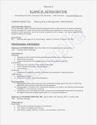 Resumes With Objectives Does A Resume Need An Objective Fresh Luxury Do Resumes Need