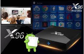 X96, Amlogic S905X Quad-Core, XBMC, KODI | Android TV Box