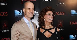 Sophia Loren's Son Edoardo Got Her to Come Out of Retirement