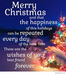 amazing christmas day wishes quote