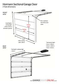 sectional garage door installation instructions 93 about remodel wonderful home design style with sectional garage door