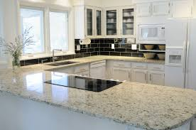 White Kitchen Granite Countertops 10 Reasons To Let Go Of The Granite Obsession Already Huffpost