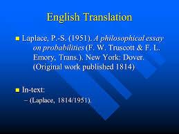 using apa style manual for scholarly publishing ppt  55 english translation