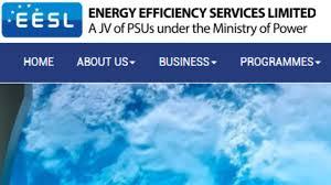 EESL Recruitment 2019 - 04 Technical Expert Posts
