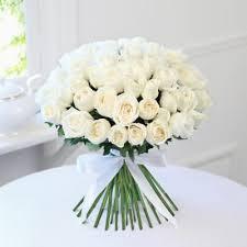 white roses order white