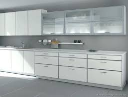 white glass kitchen cabinets best of modern white cabinet doors with best white contemporary kitchen ideas