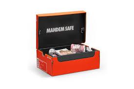 Mandem Safe Limited Nike Sneaker Box