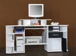 Oft wird auch schwarz mit weiß kombiniert. 4109 Eckschreibtisch In Mehreren Farben Verfugbar Weiss Schwarz Amazon De Kuche Haushalt