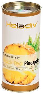 Купить <b>чай черный Heladiv HD</b> pineapple round P.T. 100 г, цены в ...