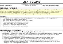 Resume Personal Statement Enchanting Personal Statement For Resumes Kenicandlecomfortzone