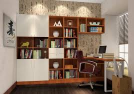 Study Room Decor Green Potted