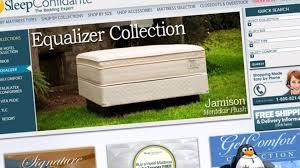 Jamison Bedding  SleepConfidantecom  Equalizer Collection  Cambridge  Plush Mattresswmv