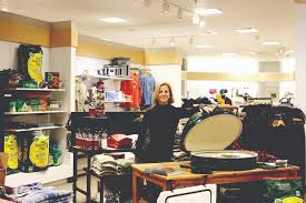 karen thompson president and founder of lsl brands a division of lace silhouettes inside the new fox holly bucks county in the doylestown