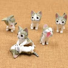 $5.5 AUD - 6Pcs <b>Anime Chi's Sweet</b> Home Figure Cat Doll Cute ...