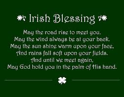 Irish Blessing Quotes Interesting Irish Blessing Digital Art By Jaime Friedman