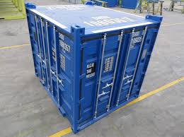 SHPI Container | 10′ Side Open/DNV