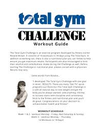 9 Workout Plan Template Examples Examples