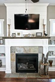 fireplace mantels with tv above large size marvelous fireplace mantel ideas with above pictures inspiration decorating fireplace mantels with tv