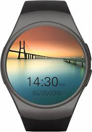 〚 Смарт-часы <b>King Wear KW18</b> Black〛‖ Купить <b>умные часы</b> ...