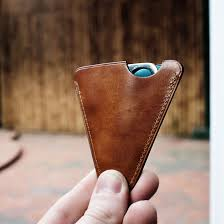 bespoke custom made leather case for cigar cutter by dominique saint paul saigon hochiminh city vietnam