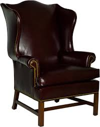 blue wingback chair. Upholstered Chair Tall Leather Wingback Blue For Sale Patterned Wing Brown White Tufted D