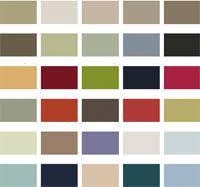 Resene Paints The City Of Gisborne Colour Palette