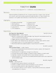 Examples Of Objective Statements On Resumes Resume Samples Objective Statements New Resume Sample Objective