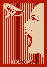 george orwell 1984 by maciej maryański be net mski