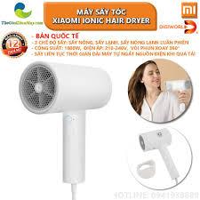 Bản quốc tế] Máy sấy tóc Xiaomi IONIC Hair Dryer công suất 1800W, 3 chế độ  sấy - Bảo hành 12 tháng - Shop Thế Giới Điện Máy Thế giới điện máy -
