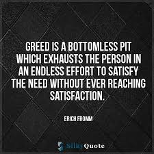 Greed Quotes Classy 48 Greed Quotes 48 QuotePrism