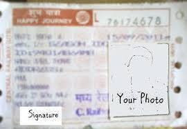 Railway Season Ticket