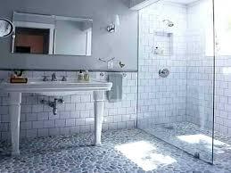 installing subway tile in shower install tile shower how to subway tile shower how to install