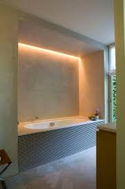 bathroom led lighting. Lovely Bathroom Lighting Using LED Strip Lights To Create An Ambient Light When Relaxing In The Bath. No More Bright Spot Shining Directly Into Eyes! Led